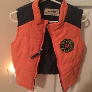 Genuine Kids Orange Vest